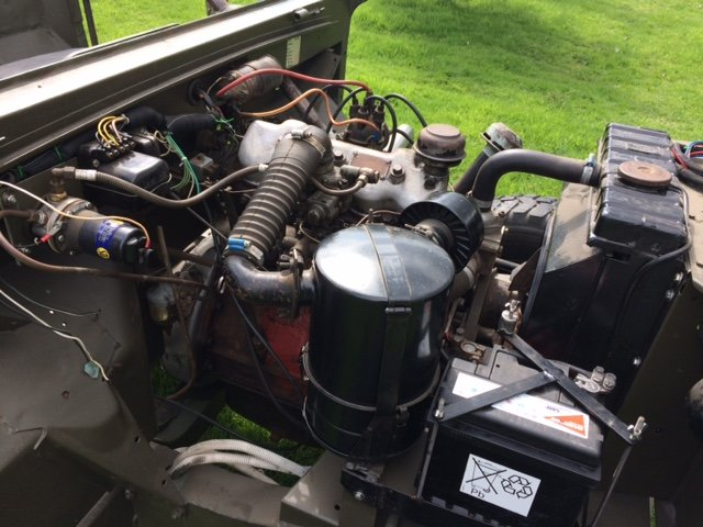 7950 Rare Early Minerva with Land Rover Chassis and Bulkhead For Sale (picture 3 of 6)