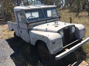 1956 Matching Numbers Series 1  107 For Sale