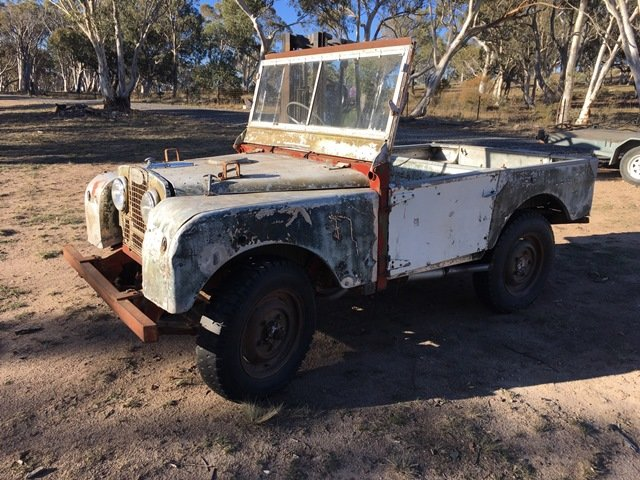 1953 Series 1 Land Rover 80 For Sale (picture 1 of 6)