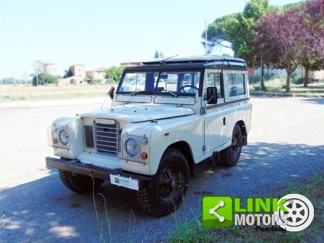 Land Rover Defender 88 HT 366, anno 1983, iscritta ASI, res For Sale (picture 2 of 6)