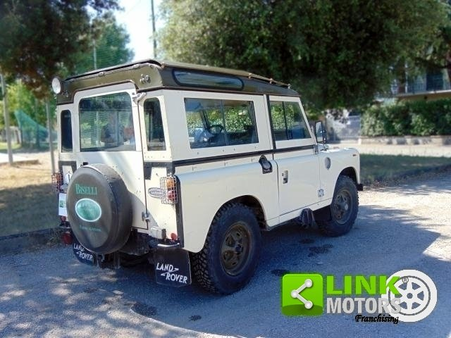 Land Rover Defender 88 HT 366, anno 1983, iscritta ASI, res For Sale (picture 4 of 6)