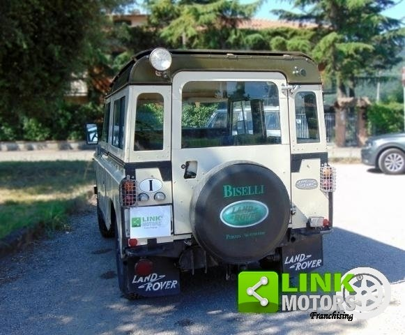 Land Rover Defender 88 HT 366, anno 1983, iscritta ASI, res For Sale (picture 6 of 6)