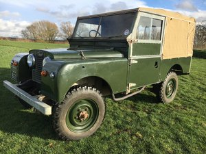 "Land-Rover 1957 Series 1 88"" For Sale"