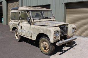 1981 Series 3 SWB Diesel  SOLD