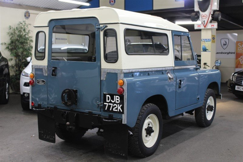 1971 LAND ROVER SERIES IIA or 2A For Sale (picture 2 of 6)