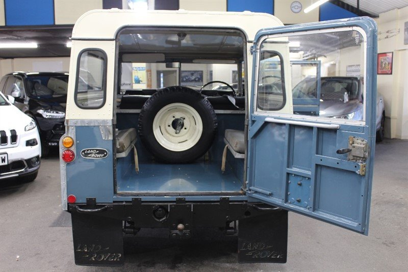1971 LAND ROVER SERIES IIA or 2A For Sale (picture 5 of 6)