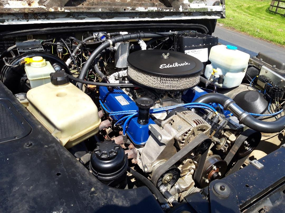 1992 Land Rover Defender V8 John Eales 4.6  270BHP Auto For Sale (picture 6 of 6)