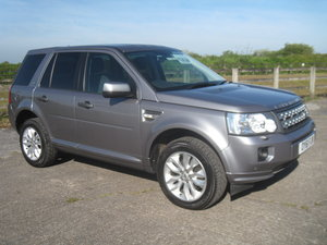 2011 Freelander 2 XS SD4 Auto For Sale