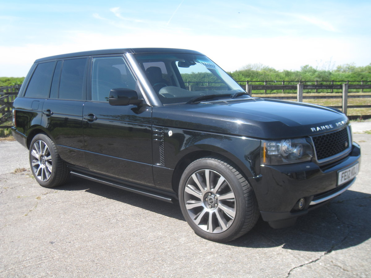 2012 Range Rover Westminster TDV8 Auto For Sale (picture 1 of 6)