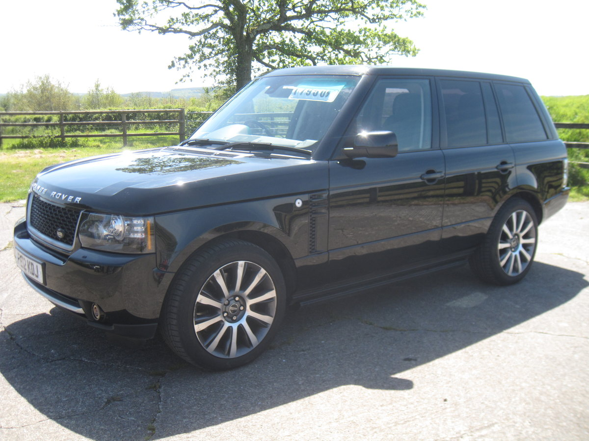 2012 Range Rover Westminster TDV8 Auto For Sale (picture 2 of 6)