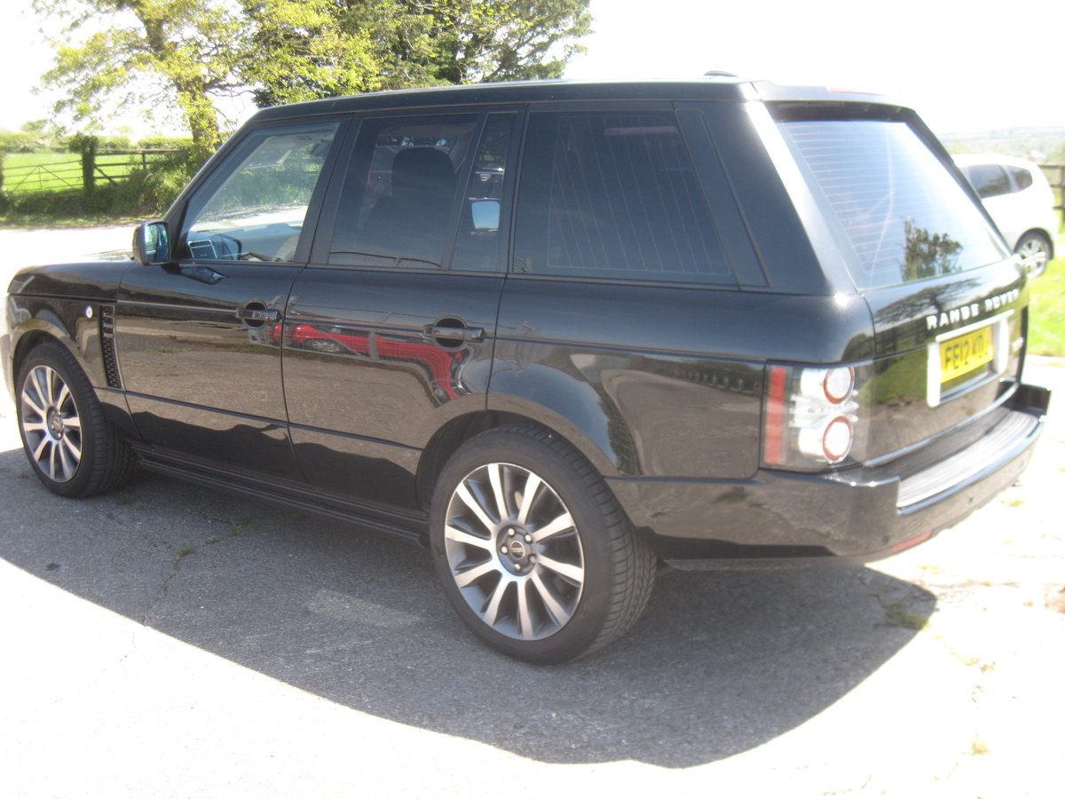 2012 Range Rover Westminster TDV8 Auto For Sale (picture 3 of 6)