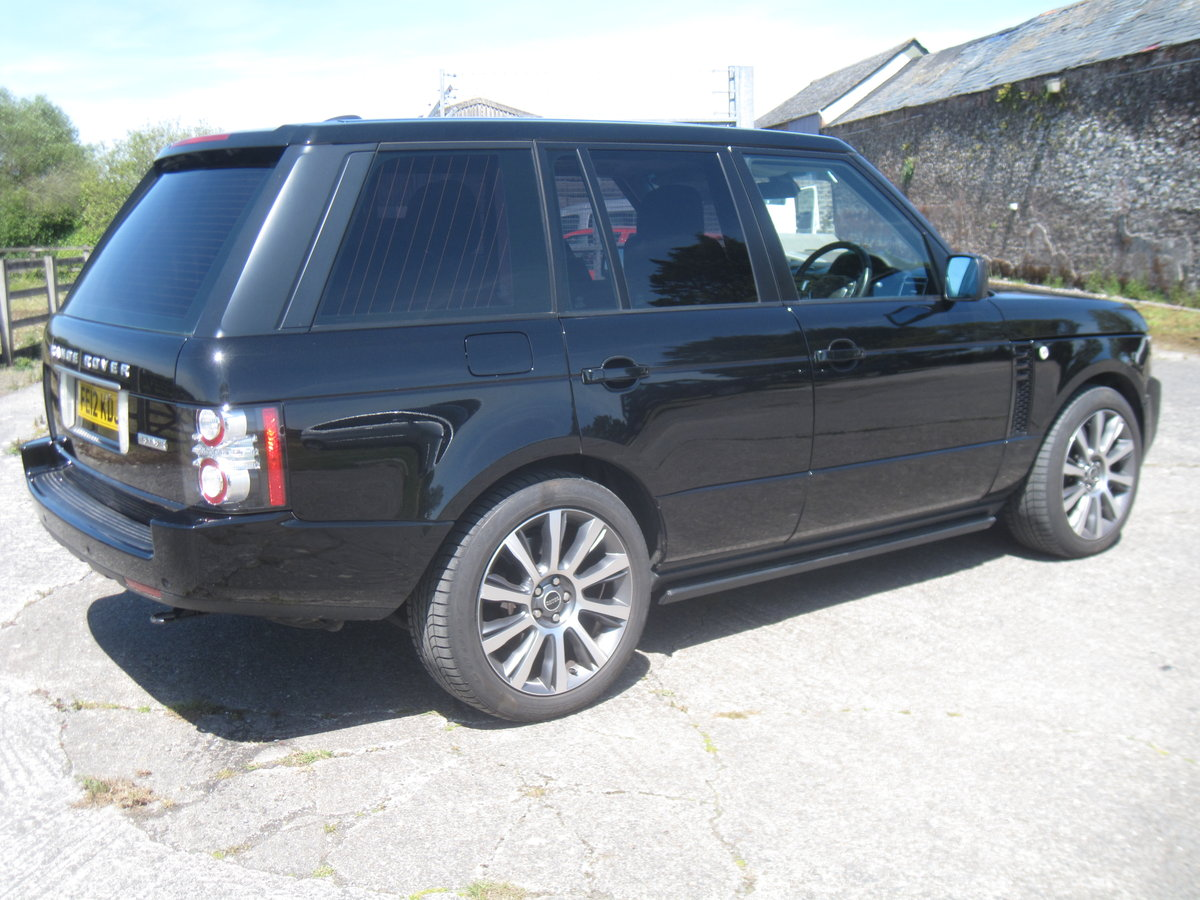 2012 Range Rover Westminster TDV8 Auto For Sale (picture 4 of 6)