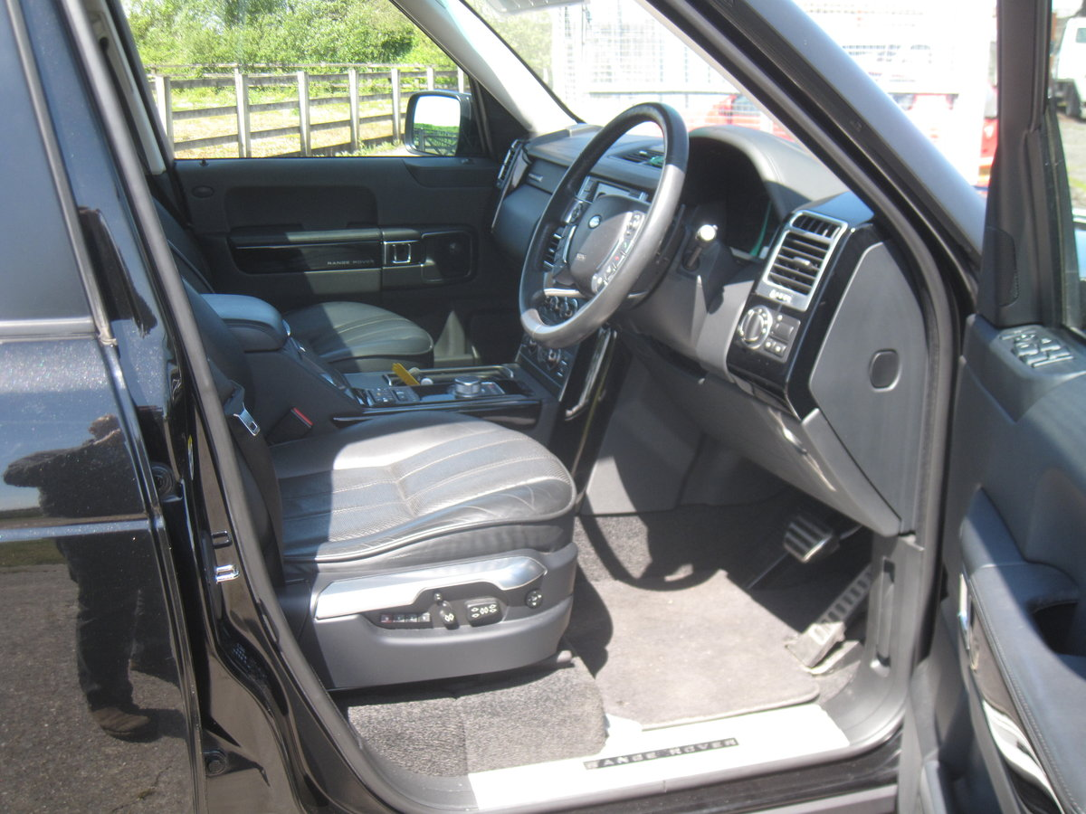 2012 Range Rover Westminster TDV8 Auto For Sale (picture 5 of 6)