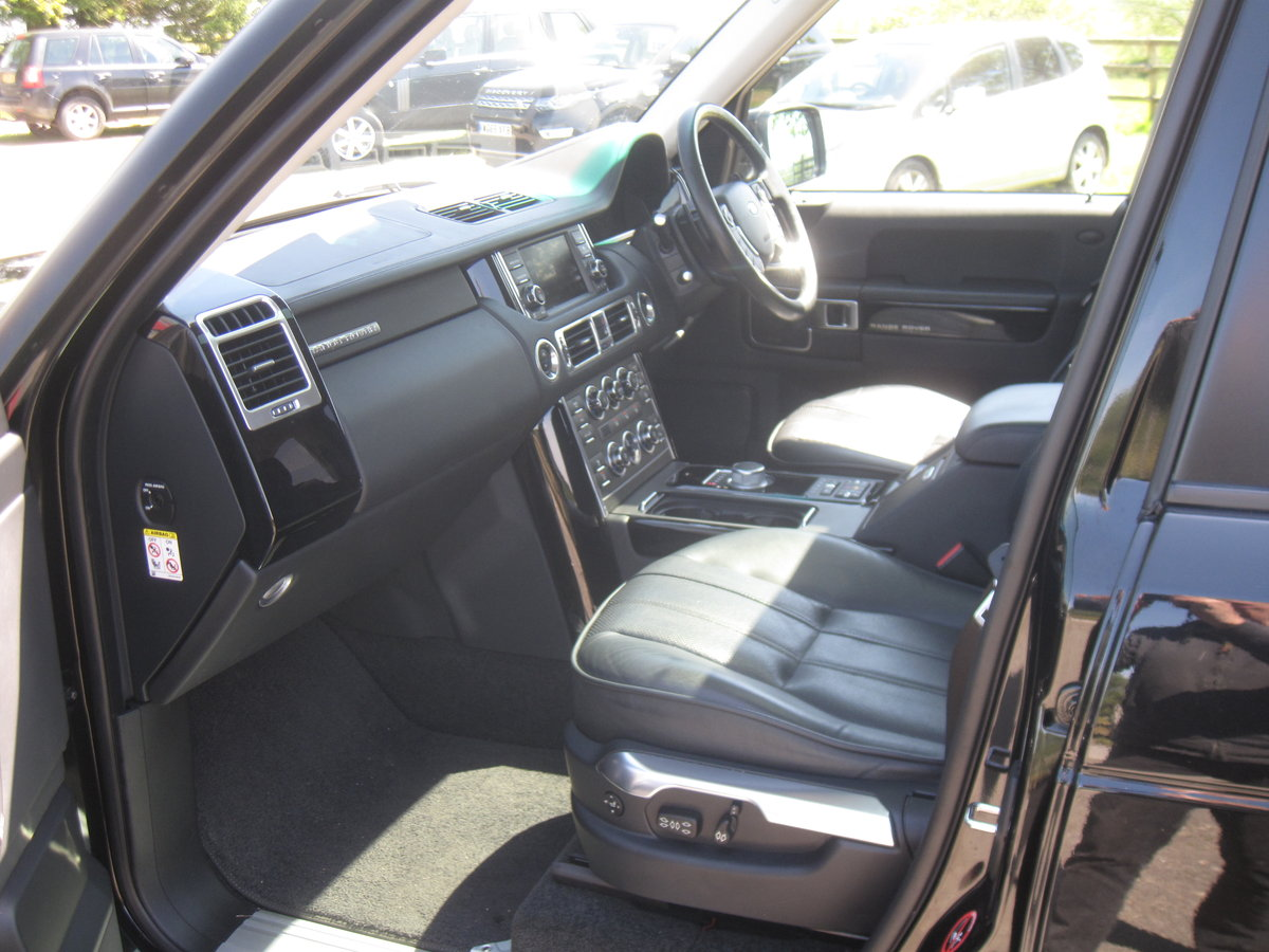 2012 Range Rover Westminster TDV8 Auto For Sale (picture 6 of 6)