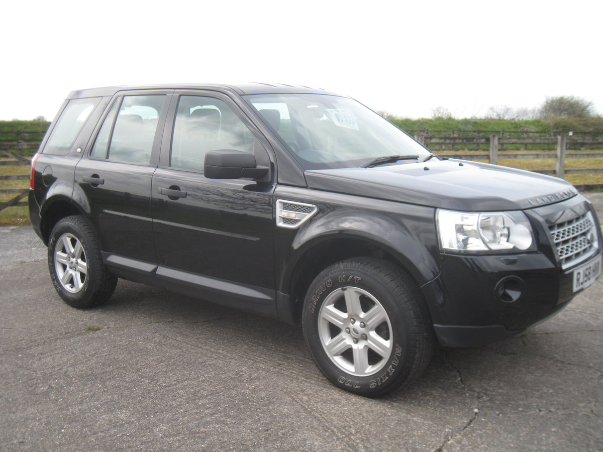 2008 Freelander 2 GS Auto For Sale (picture 1 of 6)