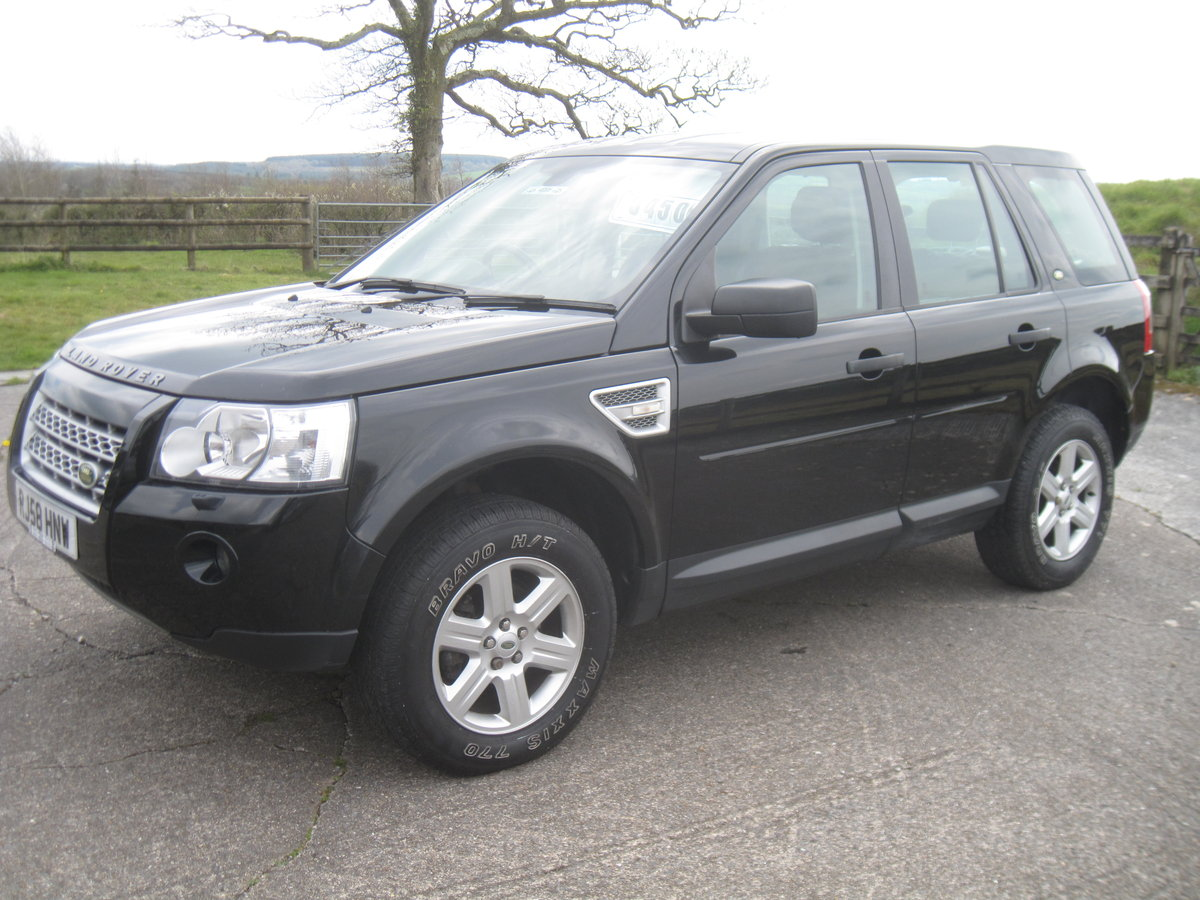 2008 Freelander 2 GS Auto For Sale (picture 2 of 6)