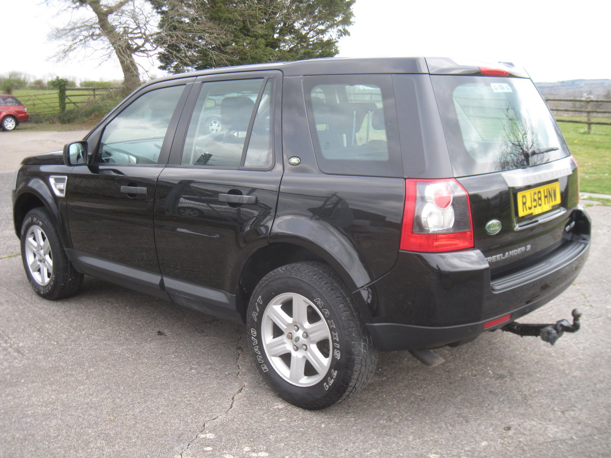 2008 Freelander 2 GS Auto For Sale (picture 3 of 6)