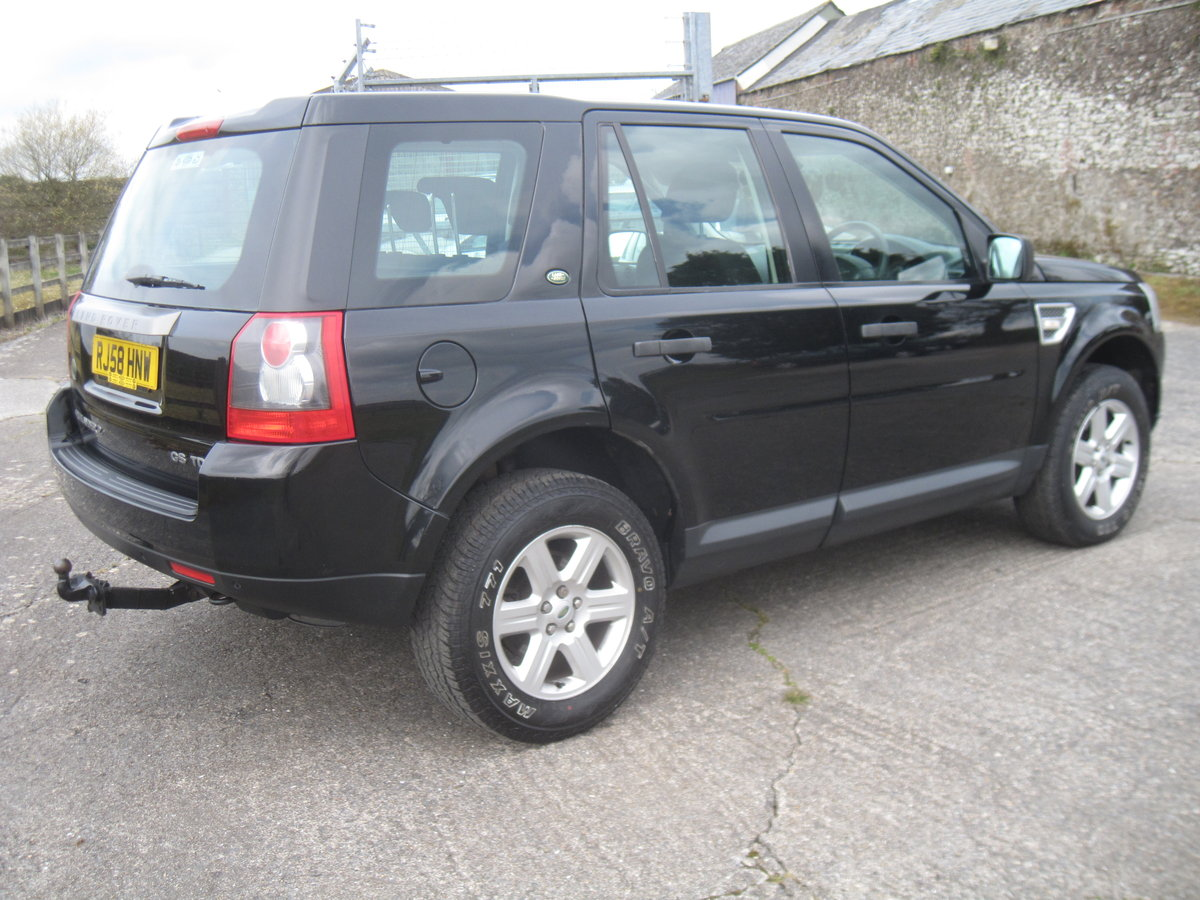 2008 Freelander 2 GS Auto For Sale (picture 4 of 6)
