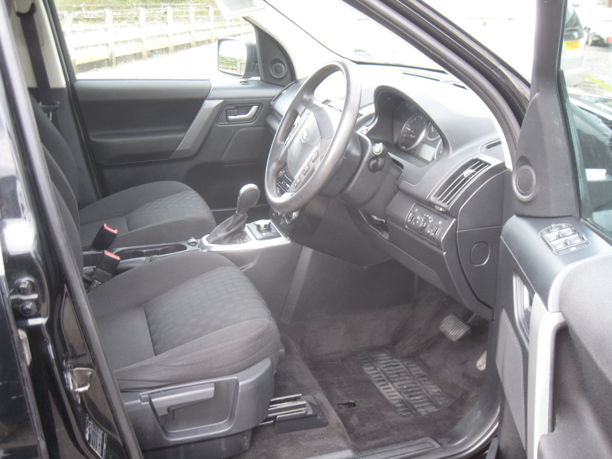 2008 Freelander 2 GS Auto For Sale (picture 5 of 6)