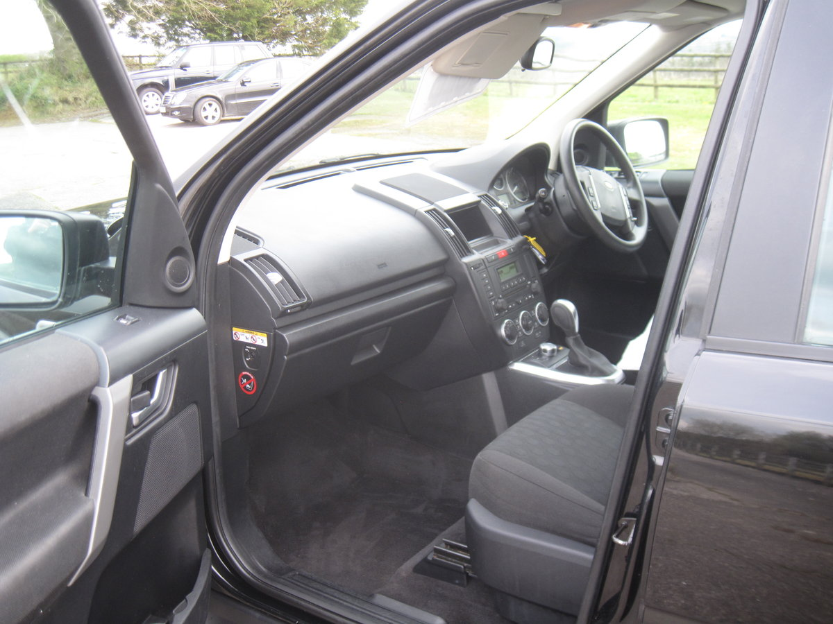 2008 Freelander 2 GS Auto For Sale (picture 6 of 6)