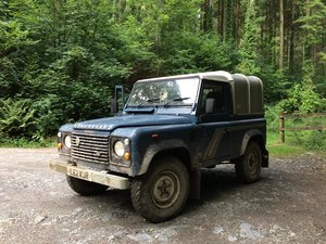 1993 Land Rover 90 200tdi 12 months MOT For Sale