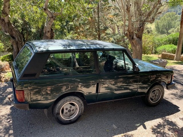 1990 LHD - Range Rover 3.9L EFi - manual transmission For Sale (picture 2 of 6)