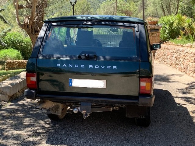 1990 LHD - Range Rover 3.9L EFi - manual transmission For Sale (picture 3 of 6)