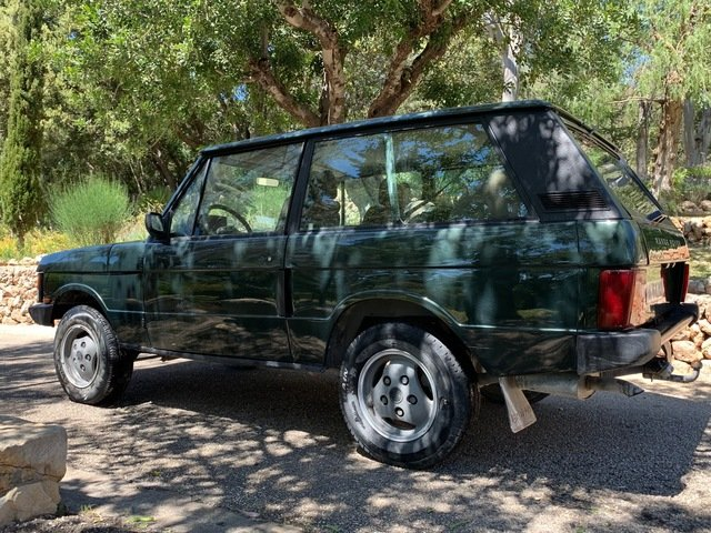 1990 LHD - Range Rover 3.9L EFi - manual transmission For Sale (picture 4 of 6)