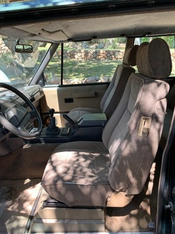 1990 LHD - Range Rover 3.9L EFi - manual transmission For Sale (picture 5 of 6)