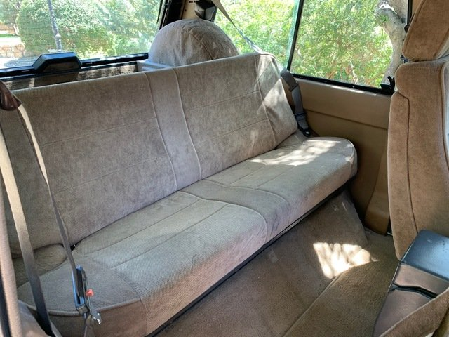 1990 LHD - Range Rover 3.9L EFi - manual transmission For Sale (picture 6 of 6)