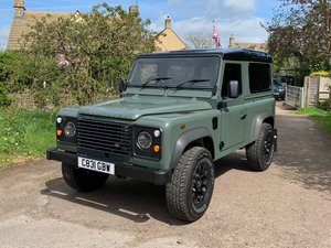 1986 Rebuilt Land Rover 90 Defender For Sale by Auction