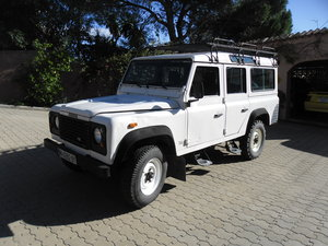 Land Rover Defender 110 Tdi     1996