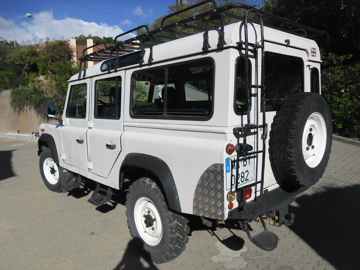 Land Rover Defender 110 Tdi     1996  For Sale (picture 5 of 6)