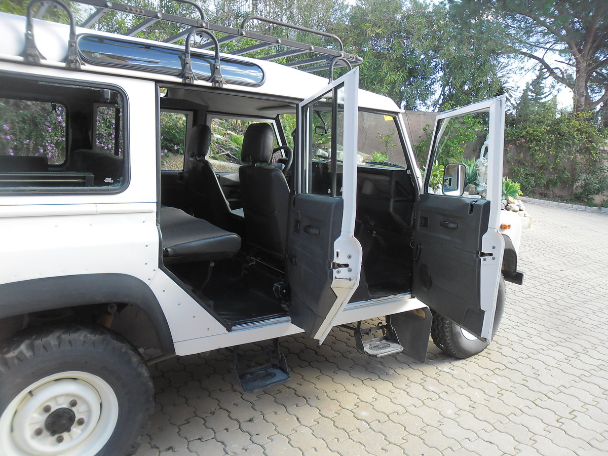 Land Rover Defender 110 Tdi     1996  For Sale (picture 6 of 6)