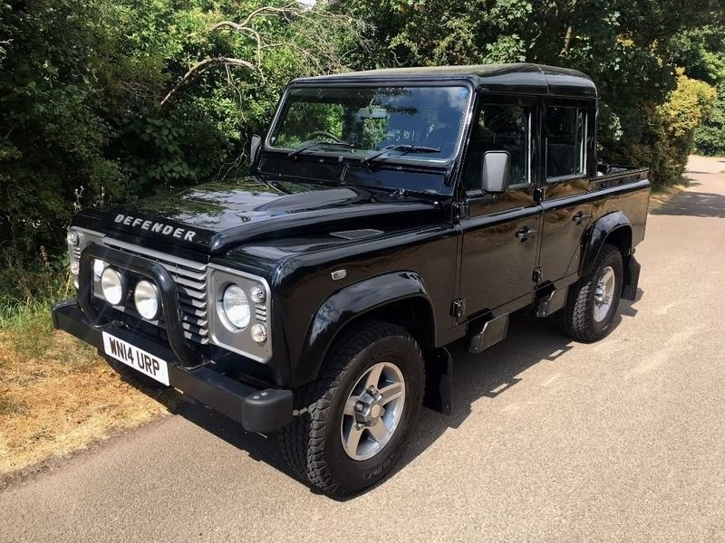 2014 DEFENDER 110 2.2D PICK UP DOUBLE CAB/CREW CAB For Sale (picture 1 of 6)