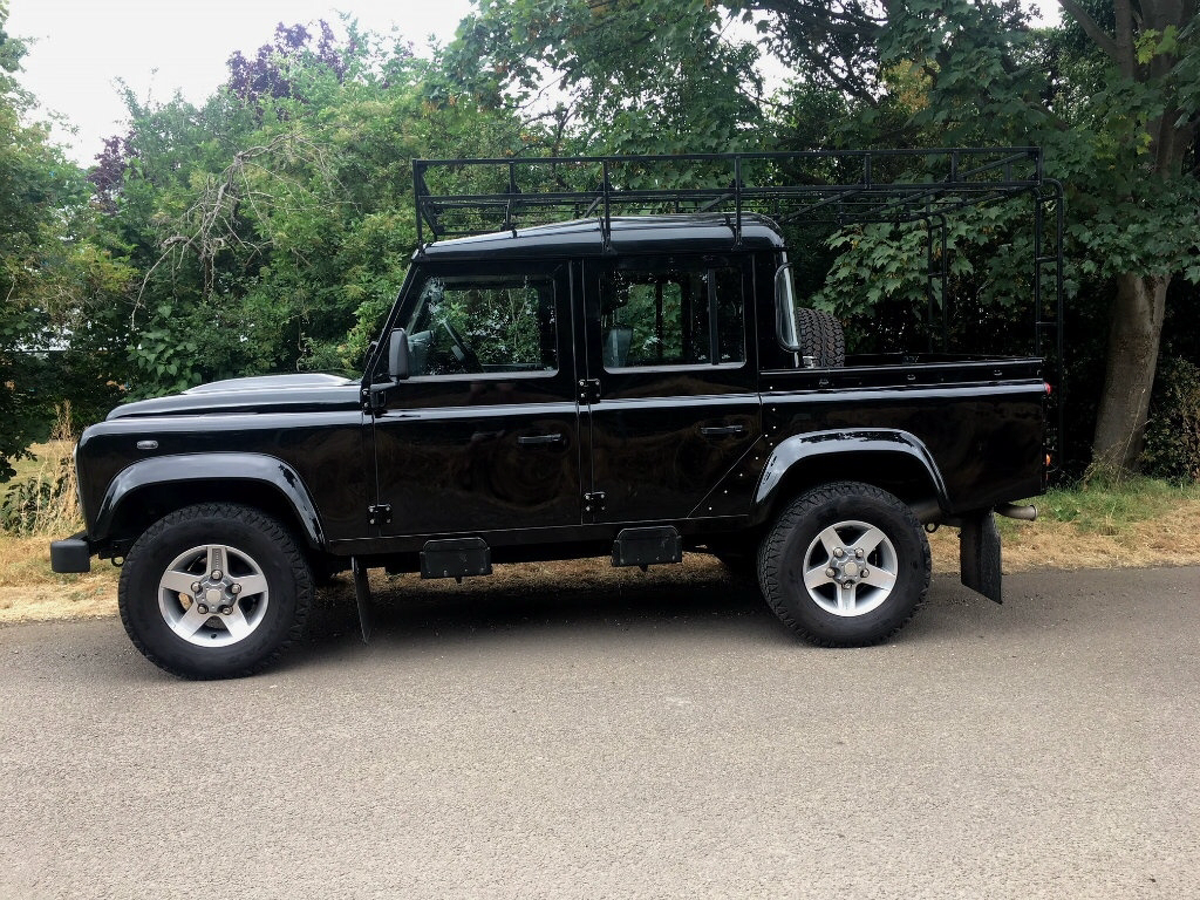 2014 DEFENDER 110 2.2D PICK UP DOUBLE CAB/CREW CAB For Sale (picture 2 of 6)