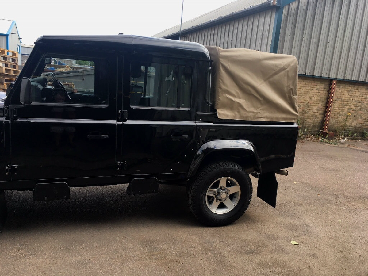 2014 DEFENDER 110 2.2D PICK UP DOUBLE CAB/CREW CAB For Sale (picture 4 of 6)