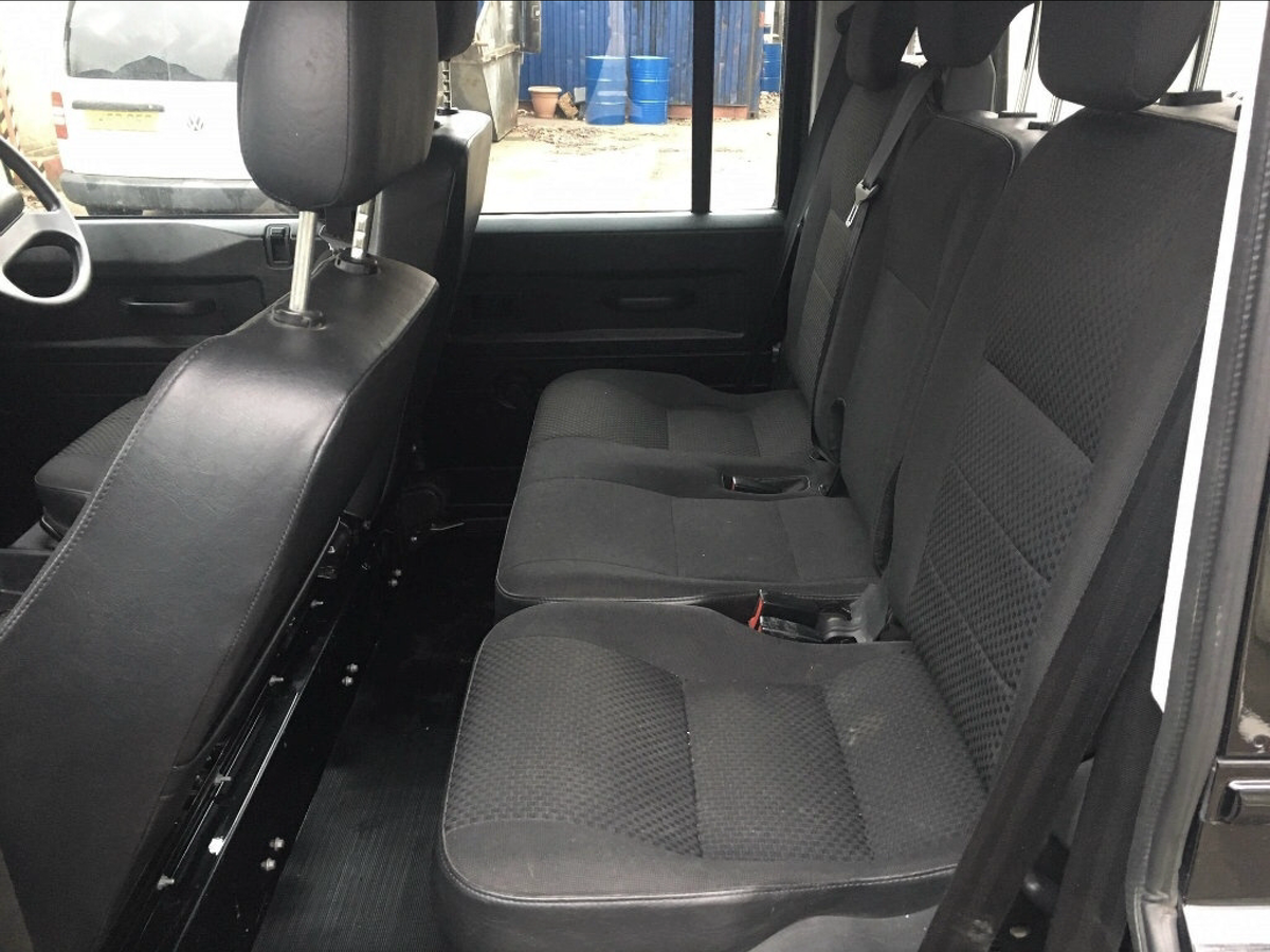2014 DEFENDER 110 2.2D PICK UP DOUBLE CAB/CREW CAB For Sale (picture 6 of 6)