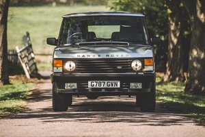 1990 Range Rover Vogue V8 Efi Auto For Sale