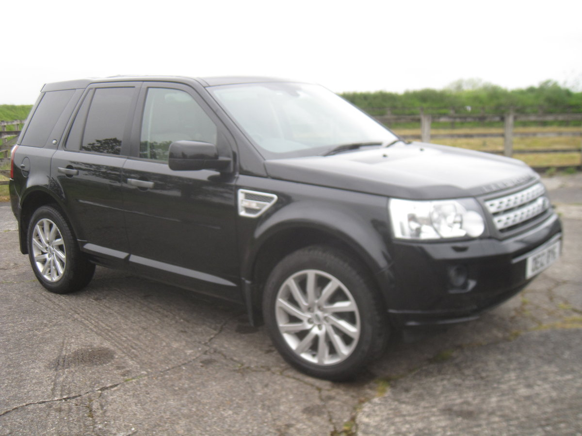 2012 Freelander 2 HSE SD4 Auto For Sale (picture 1 of 6)