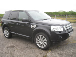 2012 Freelander 2 HSE SD4 Auto For Sale