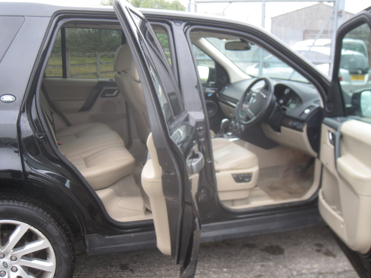 2012 Freelander 2 HSE SD4 Auto For Sale (picture 5 of 6)
