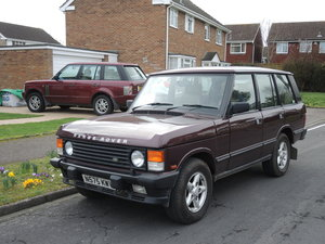 1995 Range Rover Vogue SE  300 TDi Auto For Sale