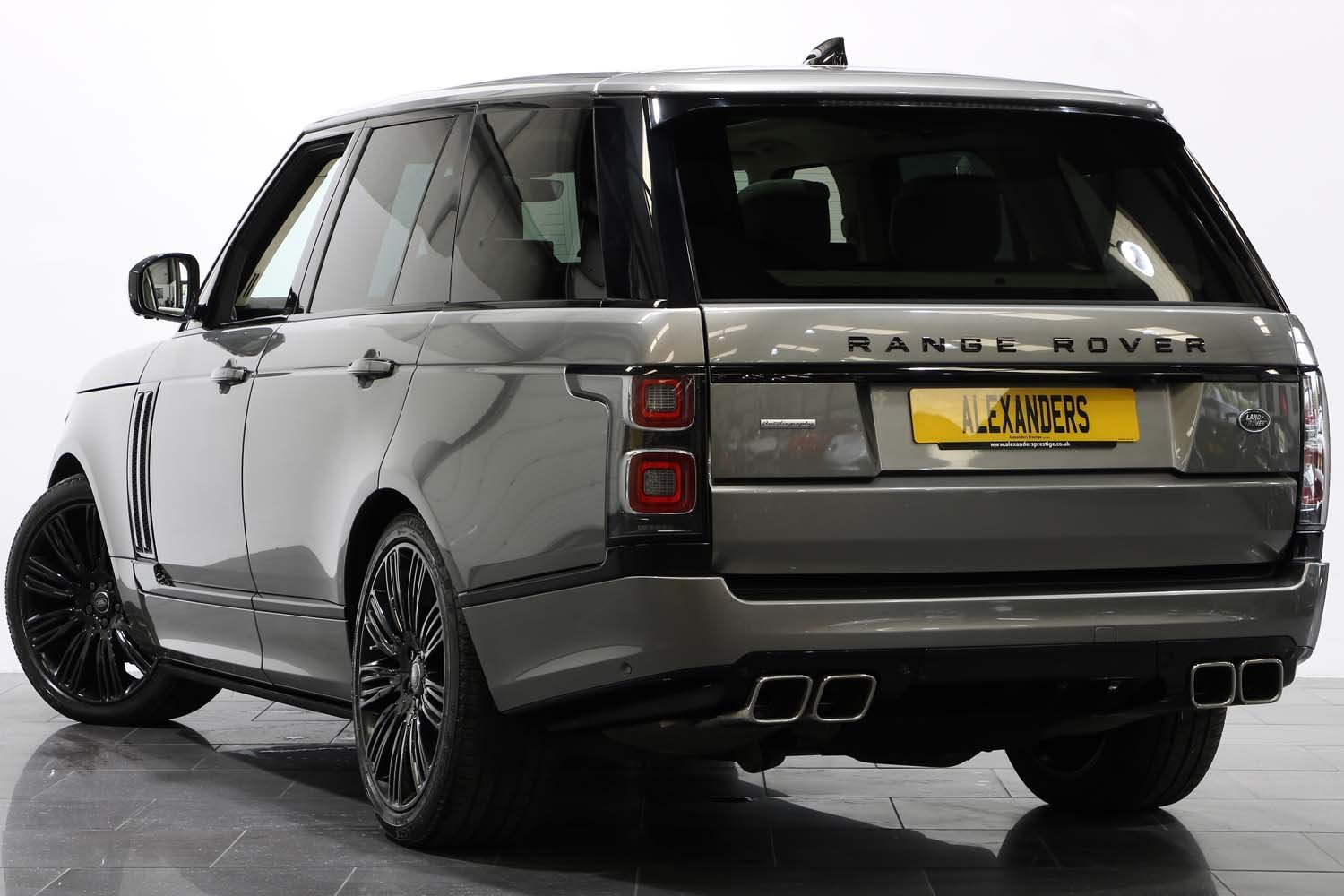 2018 68 RANGE ROVER 4.4 SDV8 AUTOBIOGRAPHY AUTO  For Sale (picture 3 of 6)