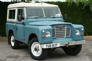1979 Land Rover Series 3 88 SOLD
