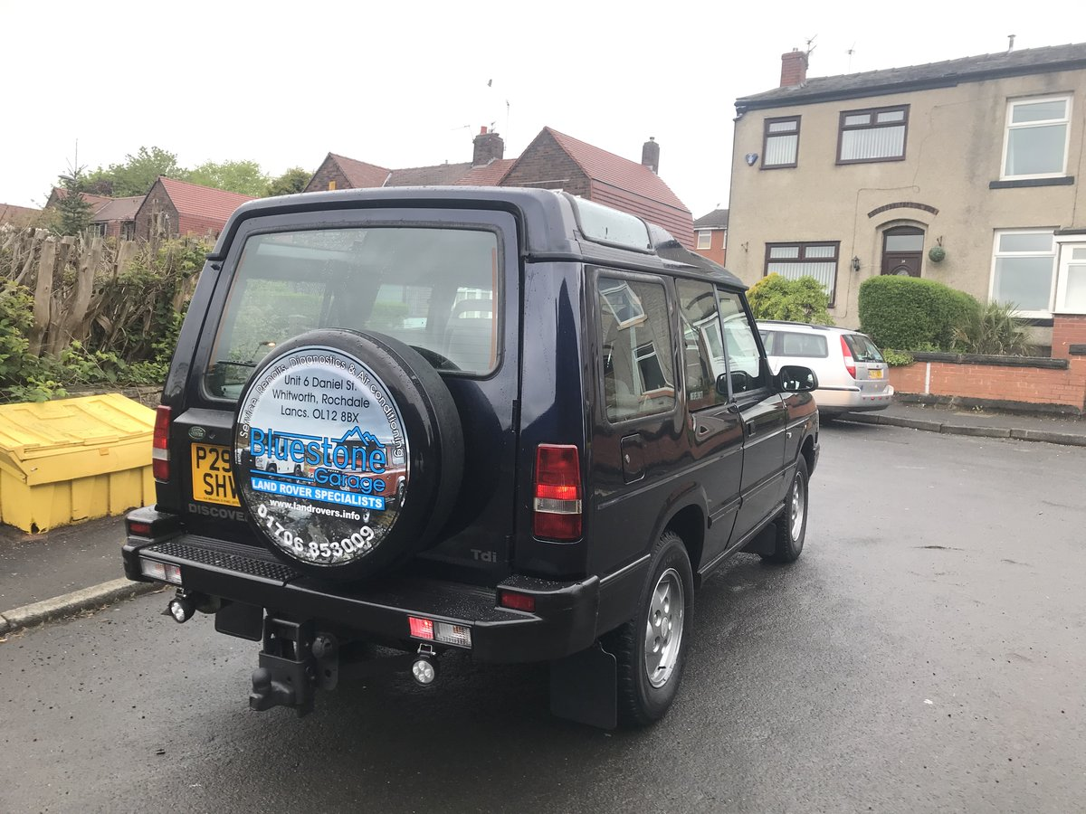 1997 rare 3 door landrover discovery 1 300tdi imac, For Sale (picture 1 of 6)