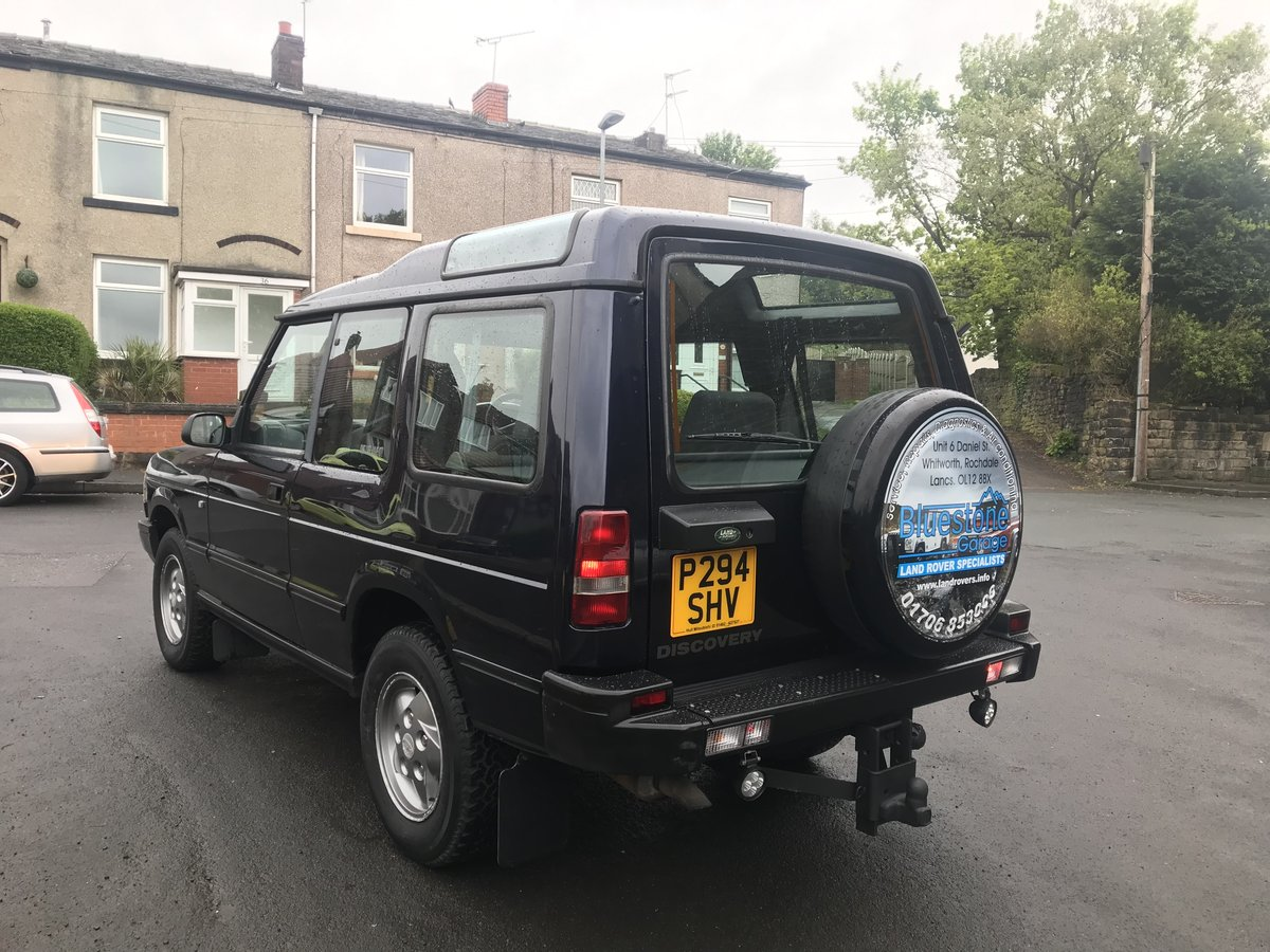 1997 rare 3 door landrover discovery 1 300tdi imac, For Sale (picture 2 of 6)