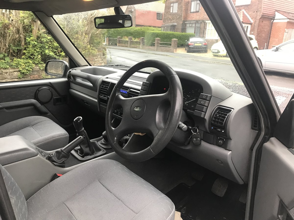 1997 rare 3 door landrover discovery 1 300tdi imac, For Sale (picture 5 of 6)