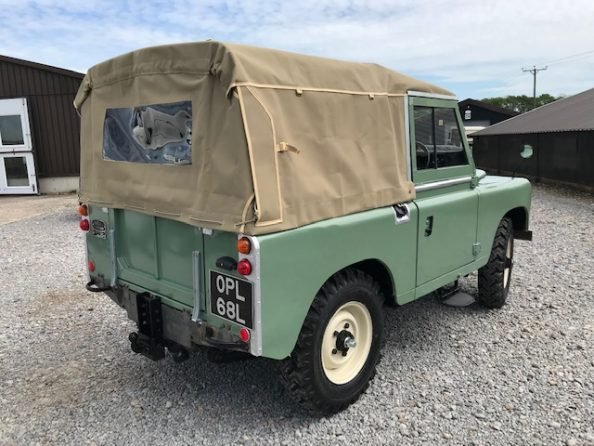 1971 Land Rover® Series 3 *Galv Chassis Rebuild - High Spec*(OPL) SOLD (picture 3 of 6)