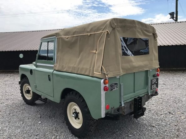 1971 Land Rover® Series 3 *Galv Chassis Rebuild - High Spec*(OPL) SOLD (picture 4 of 6)